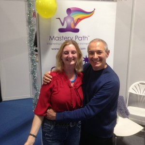 Global Hugs Ambassadors Marie & Paul