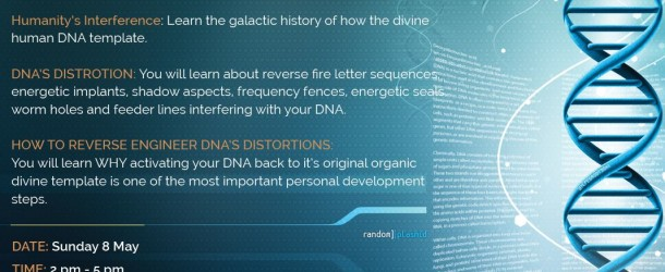 The Science of Genetic Divinity – Akasha Sananda