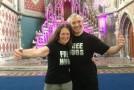 Free Hugs from Global Hugs Ambassadors at Manchester Om Yoga Show