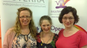 Event Review – Discover the power of essential oils for health and wellness