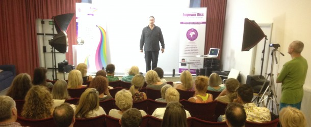 Event Review – Communicating with Your Higher Self to Activate Self-Healing