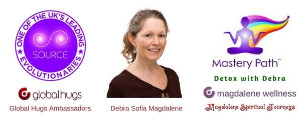 Prestigious Leading Evolutionary Award for Debra Sofia Magdalene from SourceTV